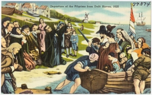 The pilgrims are commonly misrepresented in American Christian culture.
